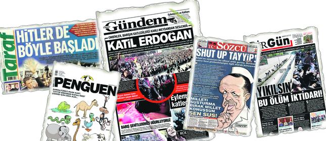 Is press freedom under attack in Turkey?