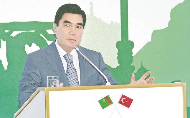 President of Turkmenistan Honorable Gurbanguly Berdimuhamedov