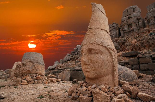 Mount Nemrut (iStock Photo)