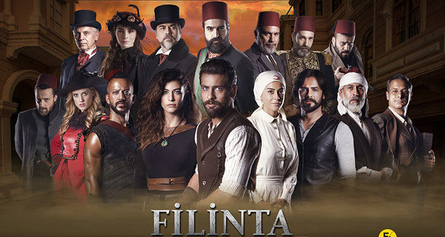 The rise of Sultan Abdülhamid II's period in TV series 'Filinta:' 'Dawn of the Millennium'