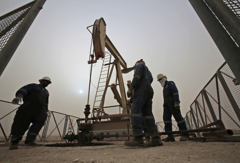 From more than $100 in mid-2014, oil prices dropped to 13-year lows of around $27 in February due to a supply glut, though they have since rebounded to about $40.