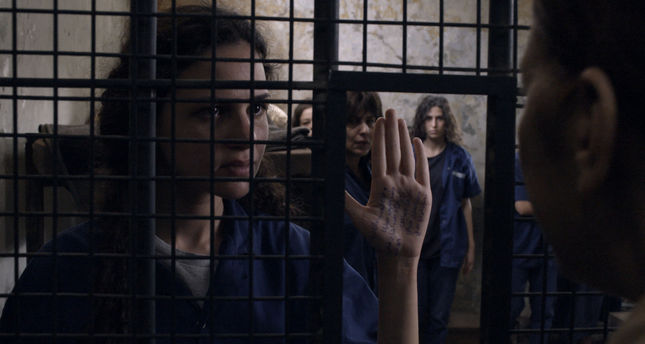 """'3,000 Nights' focuses on the relationship between a mother and her child behind bars and what a mother can do for her child who never saw daylight. It is about a Palestinian mother"
