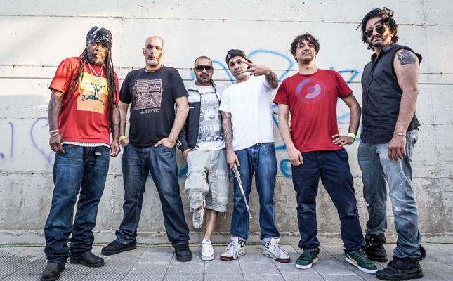 Asian Dub Foundation's live score for 'La Haine' at Babylon
