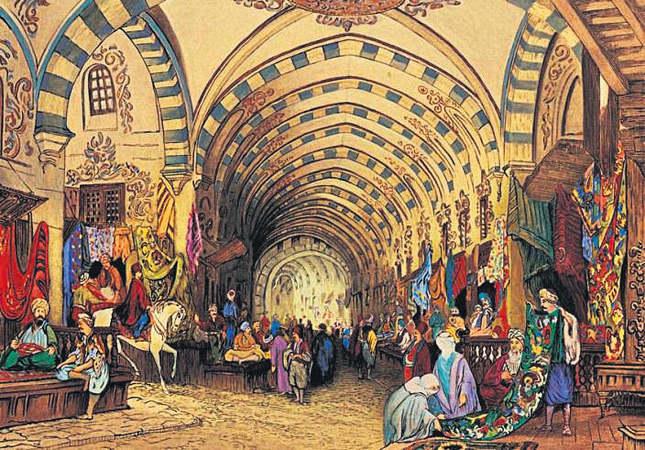 Bedesten: The Ottoman precursor to the safety deposit box