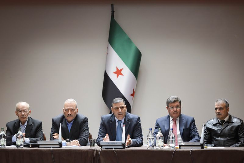 The opposition High Negotiations Committee (HNC) (AFP Photo)