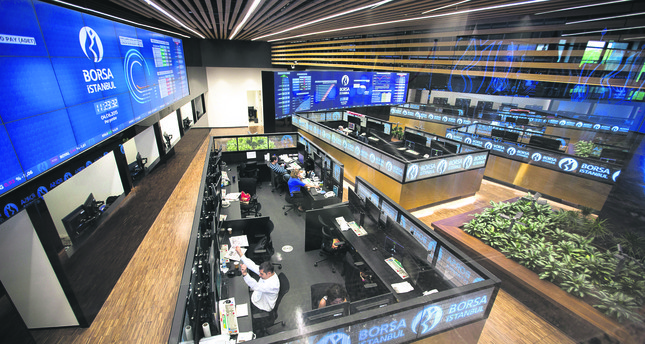 Borsa Istanbul up 13 percent in first quarter