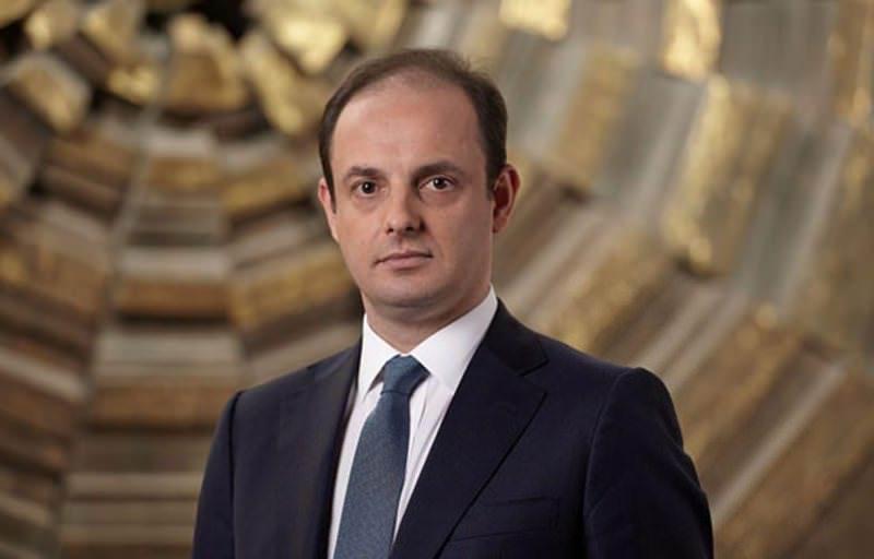 New CBRT Governor Murat u00c7etinkaya