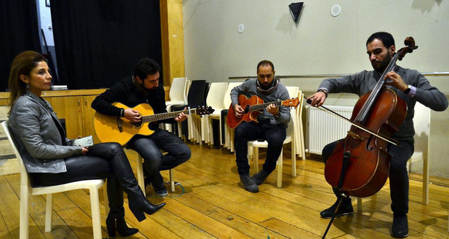 Turkish, Armenian musicians promote peace through song