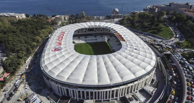 With their new 42,000-seater football stadium nestled on the Bosporus shore near an Dolmabahçe Palace, Beşiktaş are blessed with a venue likely to inspire jealousy among teams across the globe.