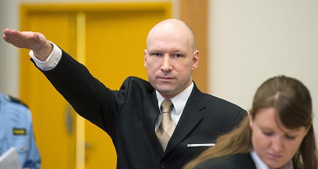 Anders Behring Breivik (AFP Photo)