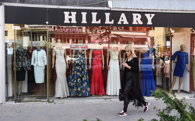 Kosovar women see Clinton as role model in style and politics