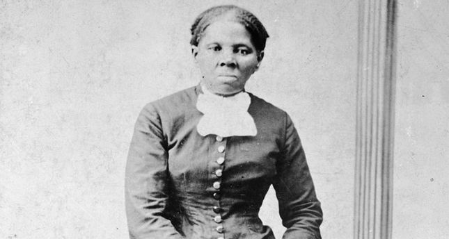 This image provided by the Library of Congress shows Harriet Tubman, between 1860 and 1875. (AP Photo)