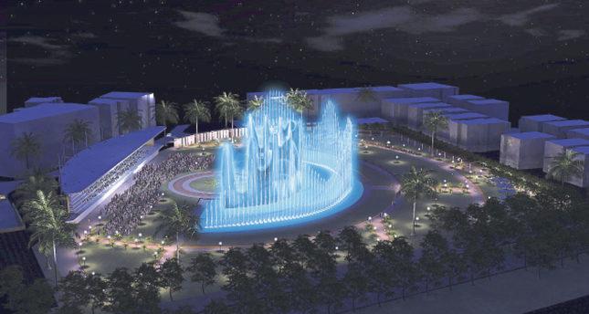 A first in Turkey: Stadium transforms into park