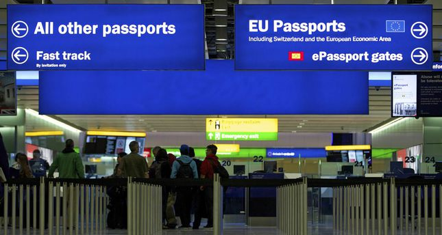 Ball is in Europe's court in visa liberalization for Turkish nationals