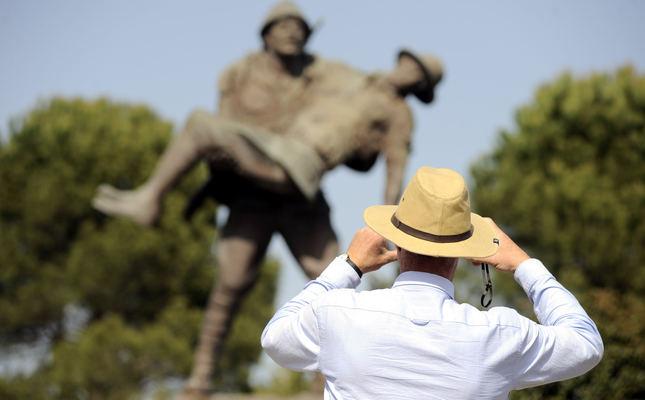 Worldwide pilgrimage to Gallipoli for Anzac Day