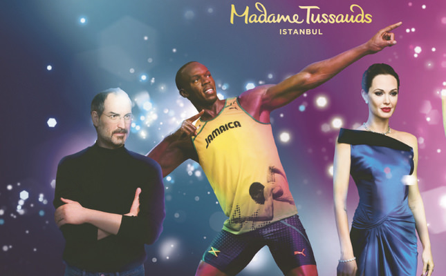World-famous Madame Tussauds Wax Museum to open in Istanbul this Fall