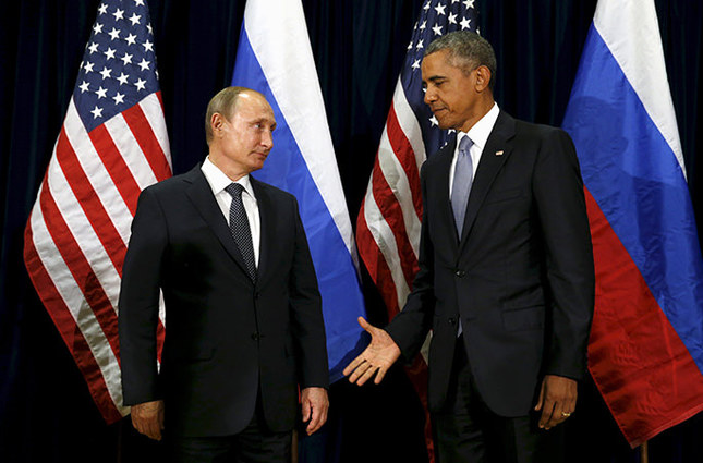 US split deepens over Putin's intentions in Syrian civil war