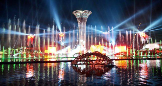 World Botanical EXPO 2016 opened in Antalya