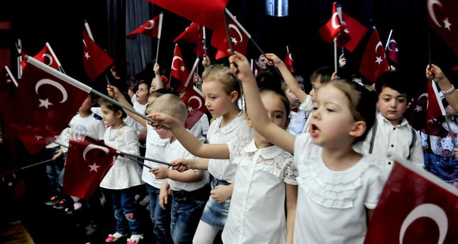 Turkey, world celebrate April 23 Children's Day