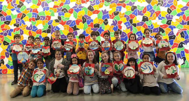 Istanbul Modern to hold festival on Children's Day
