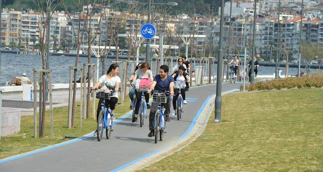 300,000 bicycles to be given to youth in Turkey