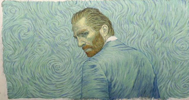 World's first oil-paint animated feature film resurrects Van Gogh