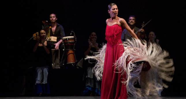 Flamenco superstar ready to fire up stage in Istanbul