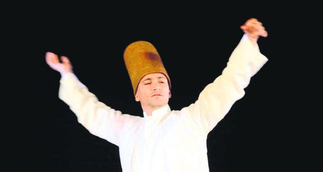 Whirling dervishes to perform Sema via video mapping technology
