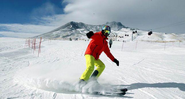 Mount Erciyes in central Turkey get 200 million euro investment