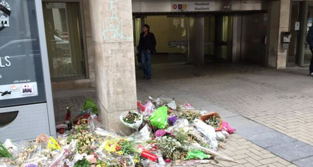 Brussel's bomb-hit Maelbeek subway station reopens a month on