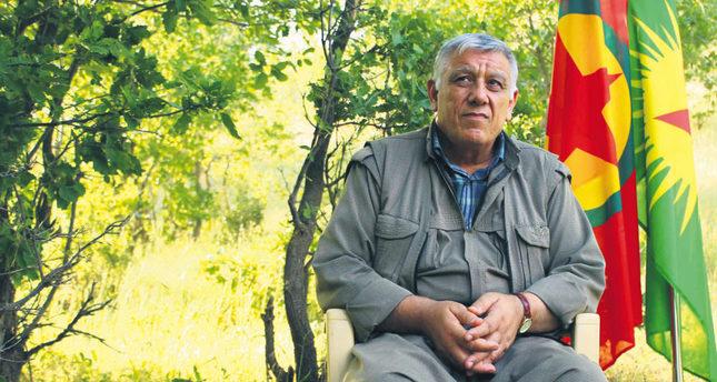 High-ranking terrorist Cemil Bayık