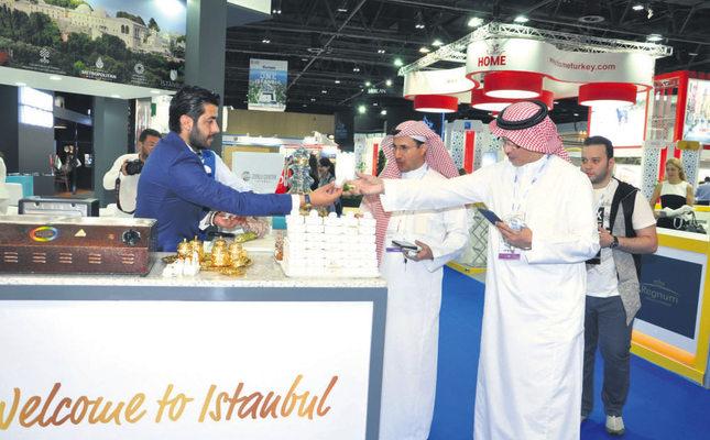 Arabs learn to make Turkish delight at Dubai fair