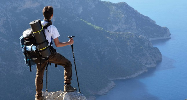 Hiking along Turkey's first long-distance walking route