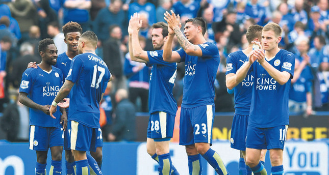 Leicester one win away from incredible title triumph