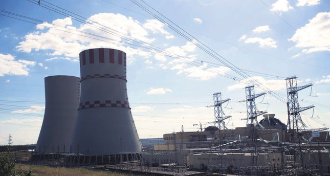 The Akkuyu nuclear power plant will be modeled after Russia's Novovorone Nuclear Power Plant, as seen in this file photo.