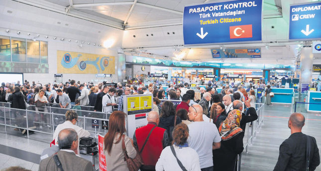 Turkish citizens will be able to travel to the EU's Schengen zone visa-free in July if Ankara fulfills all benchmarks and the 28-nation bloc grants visa liberalization.