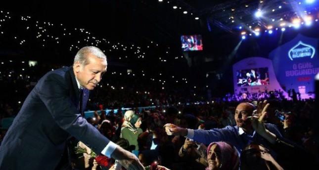 President Erdoğan: Turkey only hope for Muslim world