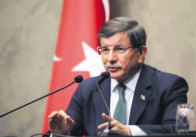 New constitution to be drafted based on presidential system, PM Davutoğlu says