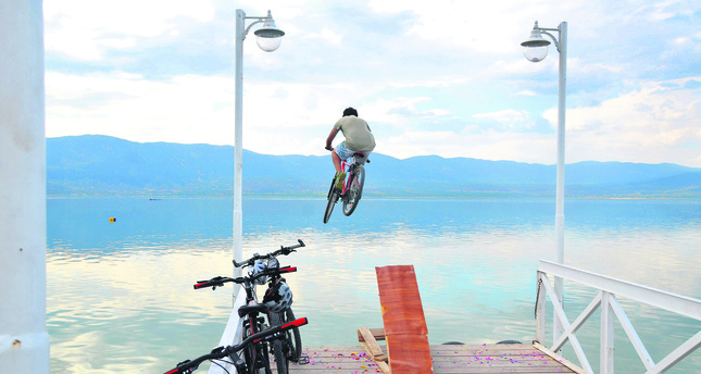 Impressive lake in Turkey to become center for water sports
