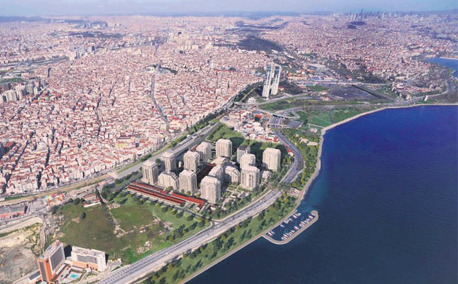 Büyükyalı extends Bosporus line