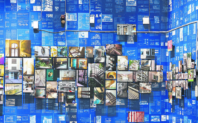 Exhibition on houses and contemporary Turkish architecture