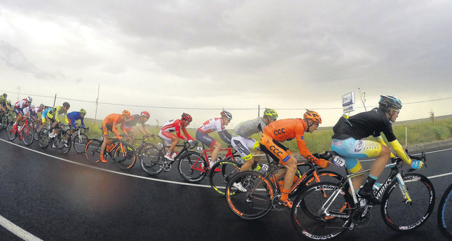 Cycling world eyes Presidential Tour of Turkey on Sunday
