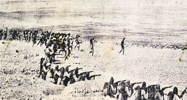 The Siege of Kut involved the besieging of a British-Indian garrison of 8,000 soldiers in the town of Kut in modern-day Iraq by the Ottoman Army. After the long siege, the British army surrendered to the Ottomans on April 29, 1916.
