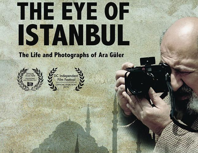 Documentary about Ara Güler competes at international film festival