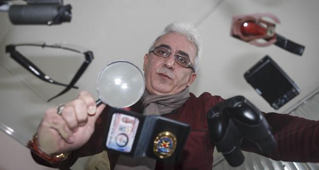 İsmail Yetimoğlu (Photo by Metin Arabacı)
