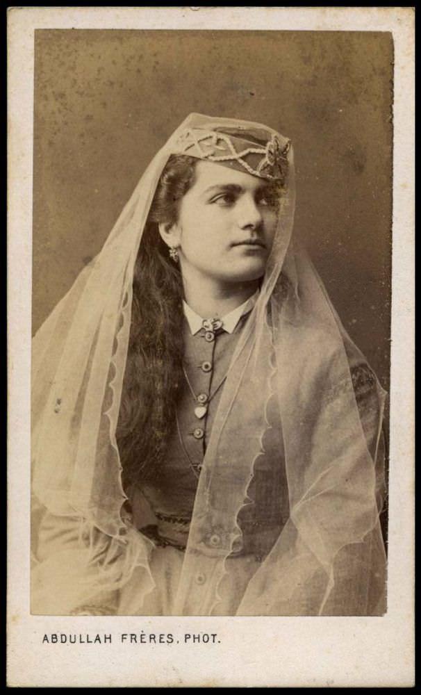 A Greek lady