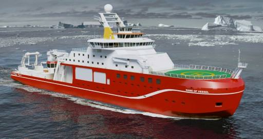 'Boaty McBoatface' was  passed over 'Sir David Attenborough'.
