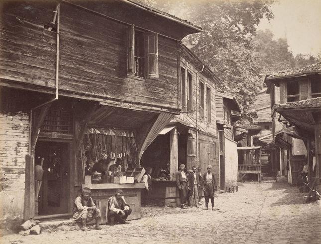 A scene from Beykoz