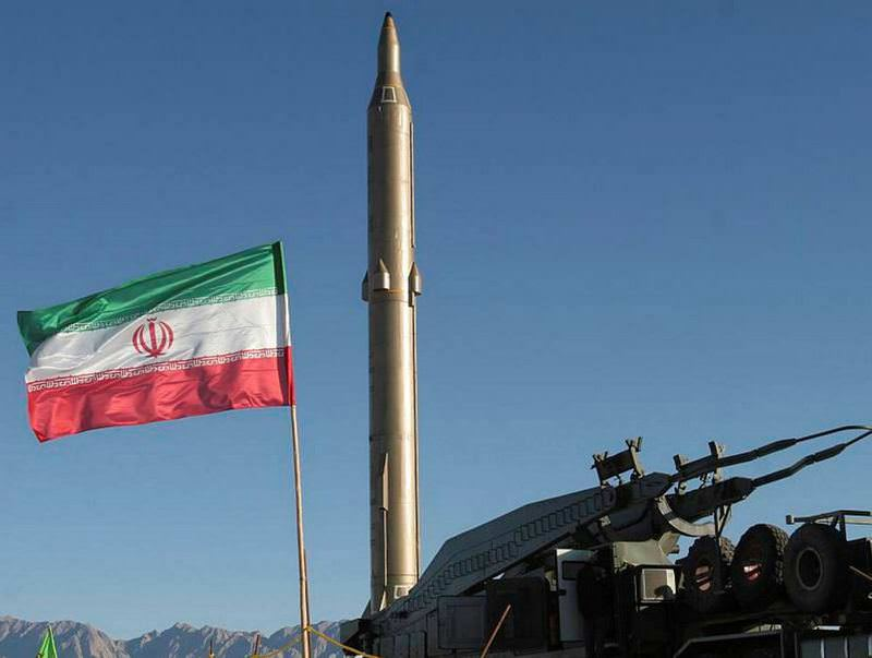 Iranian officials said the missile test was successful.