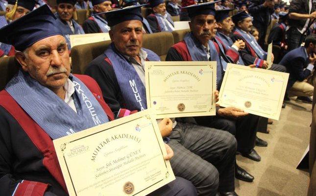 Muhtar academy: Higher education for old-school leaders